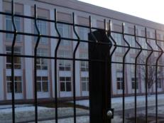 Ограждения из нержавеющей стали для медицинских и образовательных учреждений
