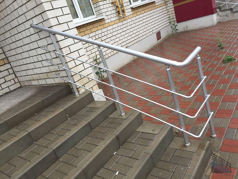 Требования к проектированию лестничных перил