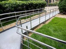 Ограждения для парков из алюминия