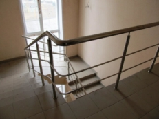 Ограждения для многоквартирных домов/жилого комплекса из нержавеющей стали и алюминия